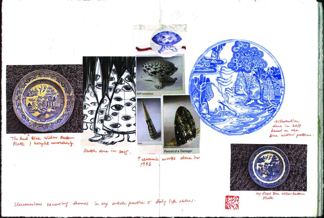 Dee Chia 2 Page spread (Yixiu's choice)